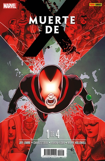 Muerte de X #1