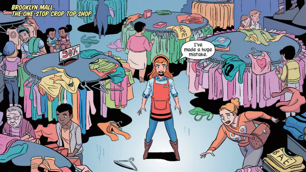 Patsy Walker alias Gata Infernal