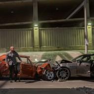 Vin Diesel y Jason Statham