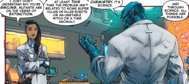 Inhumanos vs. Patrulla-X #0