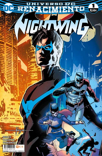 Nightwing: Renacimiento #1