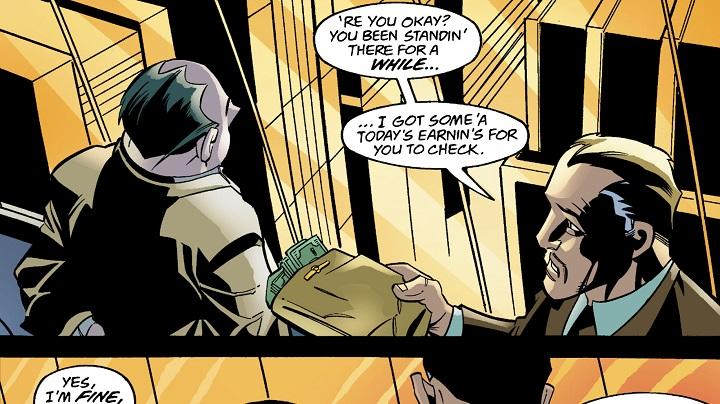 Grandes Autores de Batman - Ed Brubaker: Sin Miedo