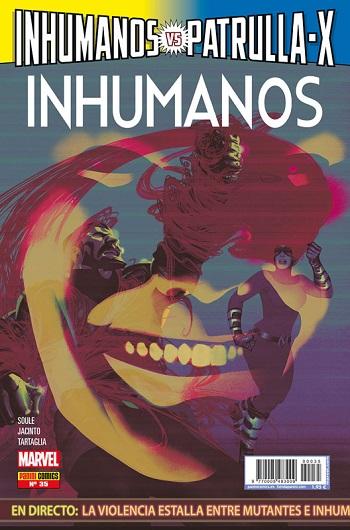 Inhumanos #35