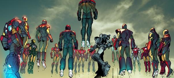 Invencible Iron Man #77-2