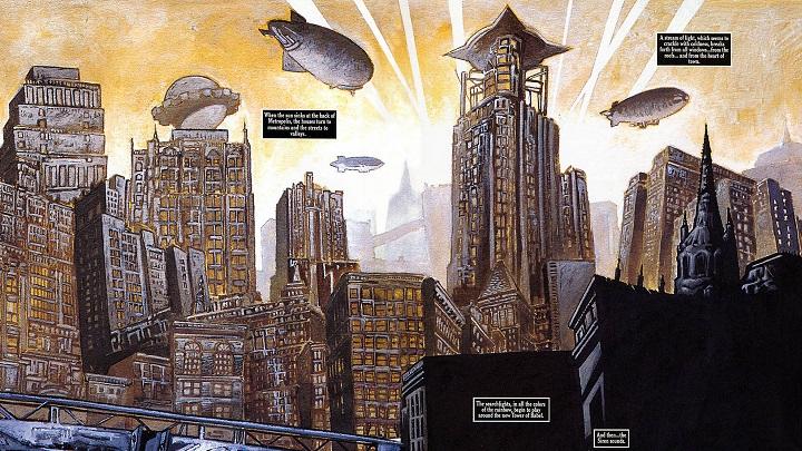 Superman / Batman / Wonder Woman: Metrópolis