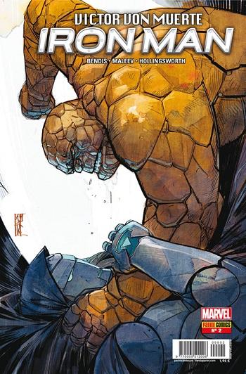 Victor von Muerte: Iron Man #2