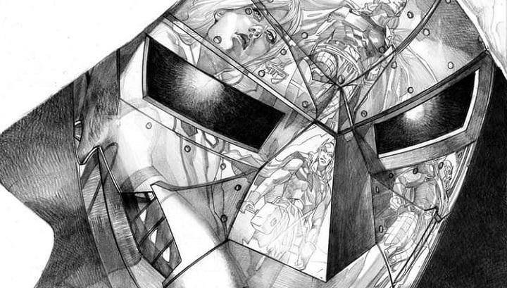 Victor von Muerte: Iron Man #3