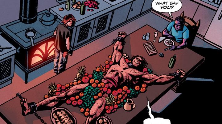 Wonder Woman: Carne