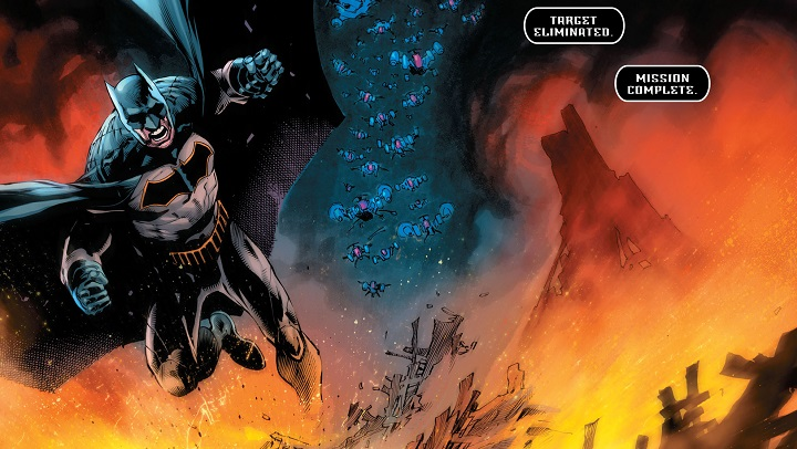 Batman: Detective Comics #2
