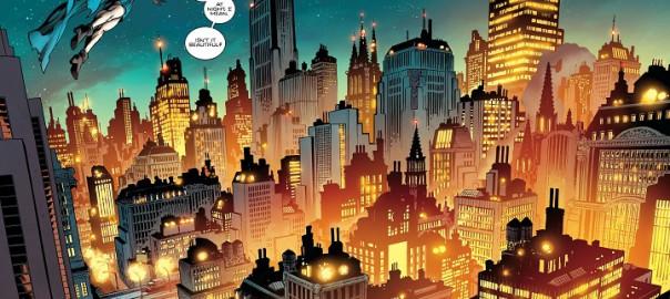 Batman: Renacimiento #4