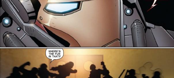 El Invencible Iron Man #8: El Futuro