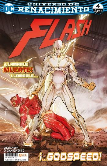 Flash: Renacimiento #4