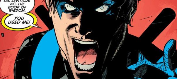 Nightwing: Renacimiento #2