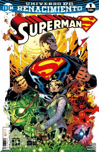 Superman: Renacimiento #1