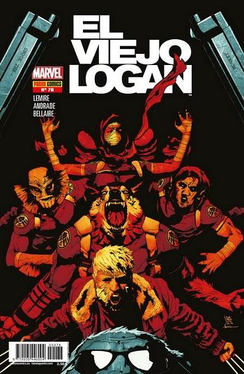 El Viejo Logan #76