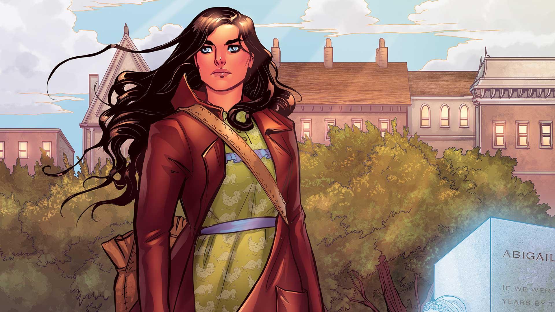 La leyenda de Wonder Woman