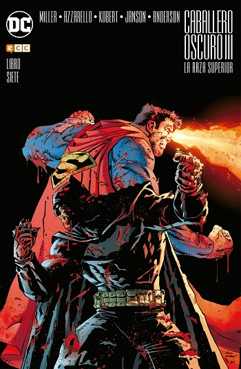 Caballero Oscuro III. La Raza Superior #7