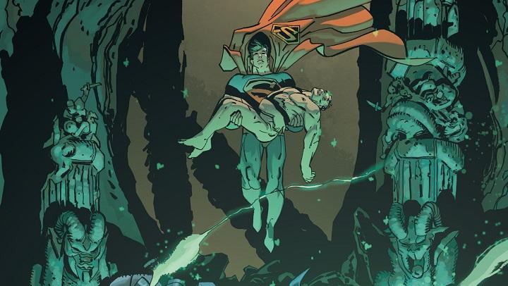 El Caballero Oscuro III: La Raza Superior #7