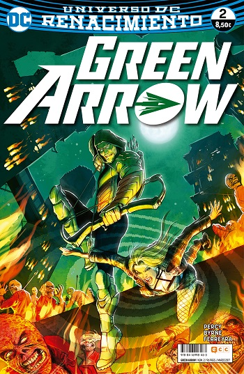 Green Arrow: Renacimiento #2