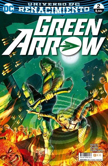 Green Arrow: Renacimiento #2