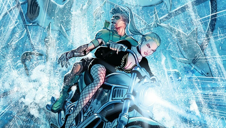 Green Arrow: Renacimiento #3