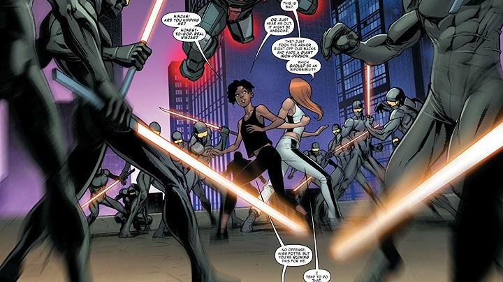 Invencible Iron Man #78 (#4)