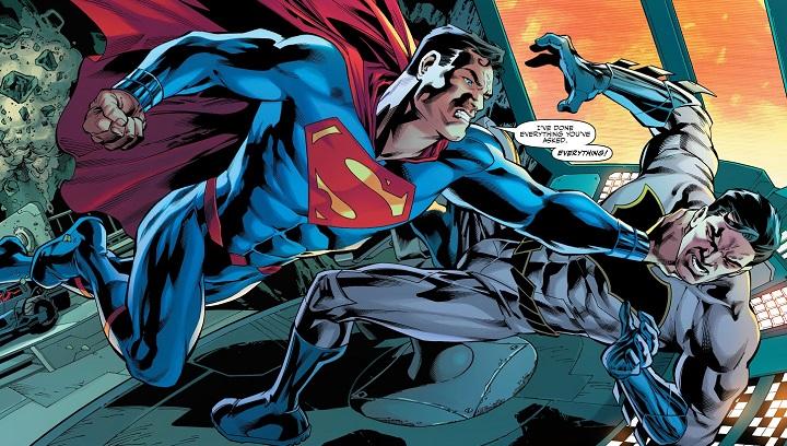 Liga de la Justicia: Renacimiento #5