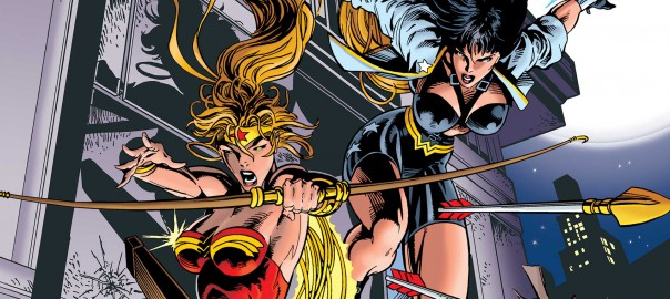 Wonder Woman y Artemisa