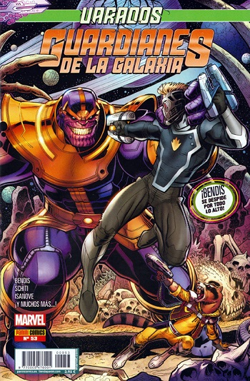 Guardianes de la Galaxia #53