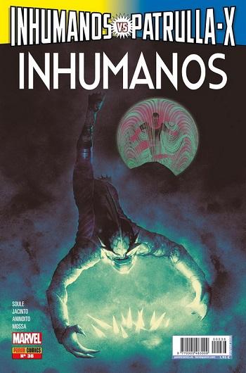 Inhumanos #36