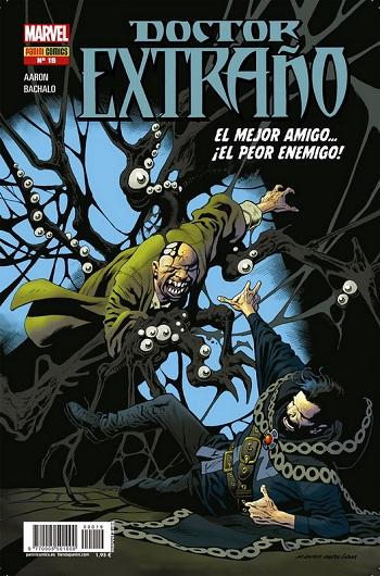 Doctor Extraño #19