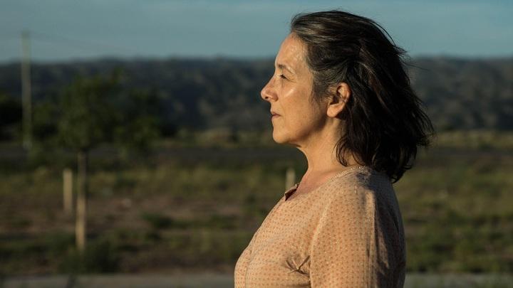 Paulina García en La novia del desierto