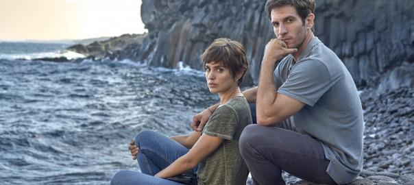 Quim Gutiérrez y Verónica Echegui