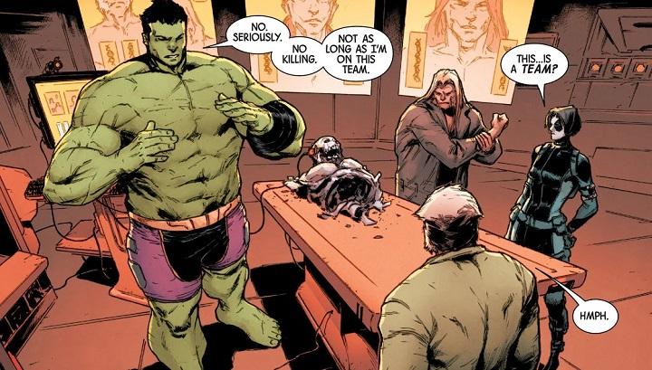 El Alucinante Hulk #64