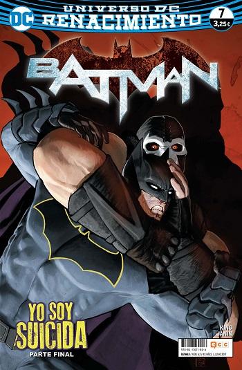 Batman: Renacimiento #7