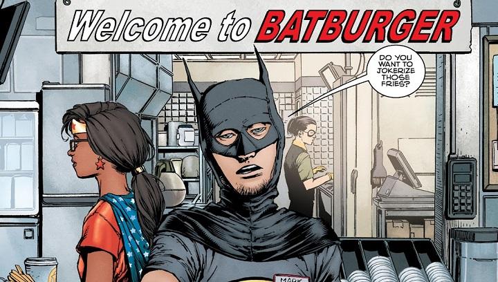Batman: Renacimiento #9