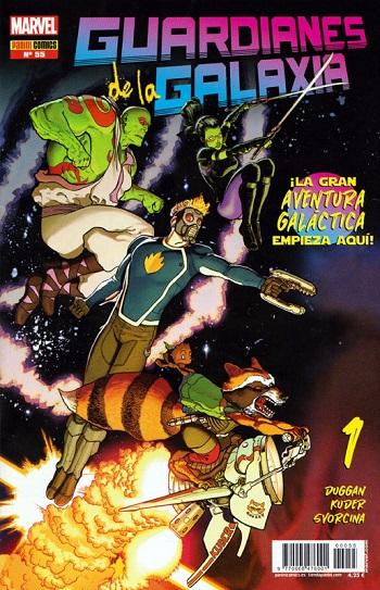 Guardianes de la Galaxia #55