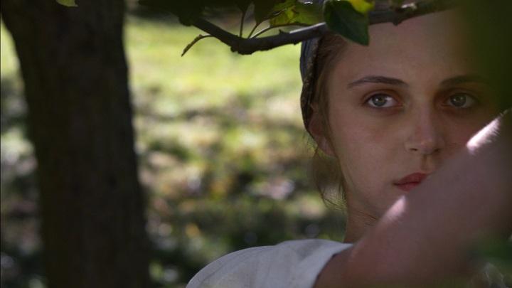 Pauline Burlet en 'Le Semeur'