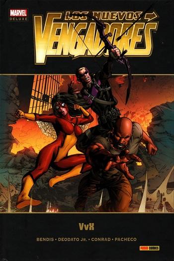 Los Nuevos Vengadores #17: VvX