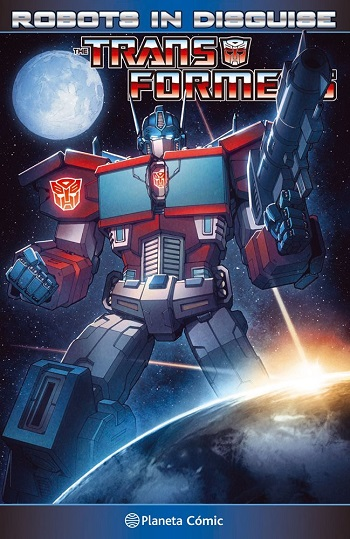 Transformers: Robots in Disguise #4