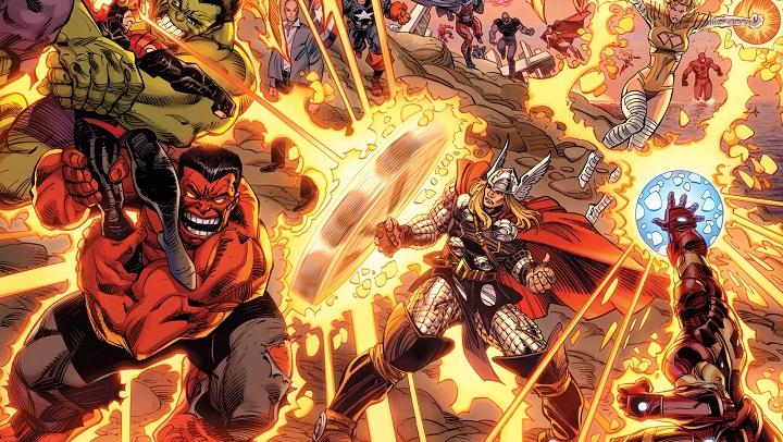 Marvel Deluxe. Los Vengadores #5: VvX