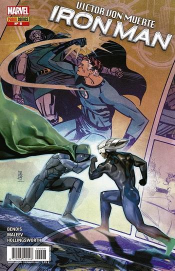 Victor von Muerte: Iron Man #8