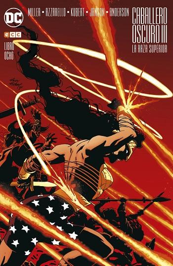 Caballero Oscuro III: La Raza Superior #8