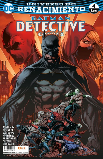 Batman: Detective Comics #4