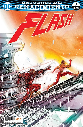 Flash: Renacimiento #7