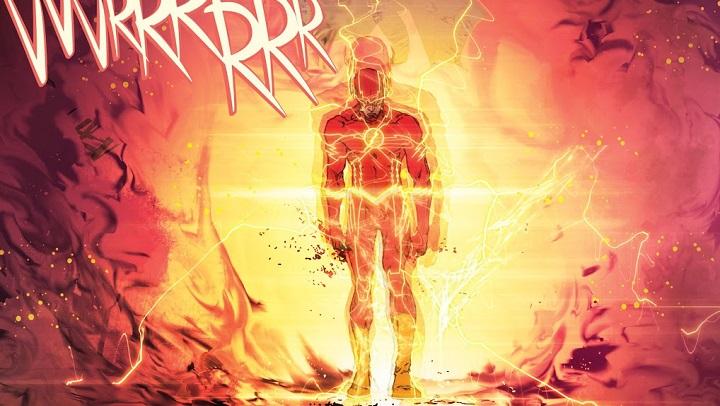 Flash: Renacimiento #8