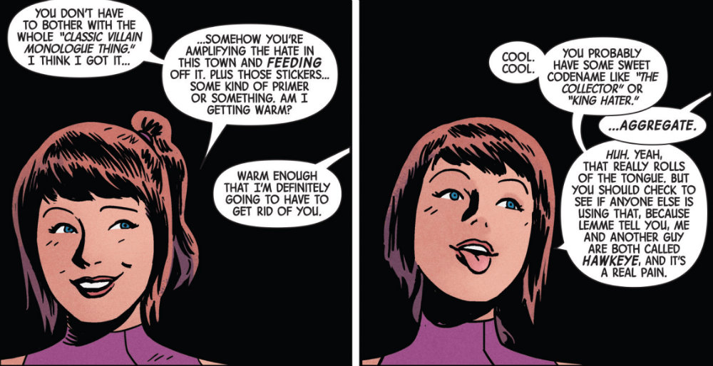 Kate Bishop: Ojo de Halcón