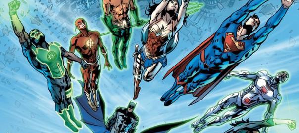 Liga de la Justicia: Renacimiento #9