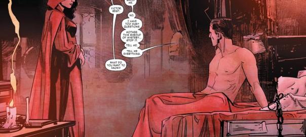 Victor von Muerte: Iron Man #10