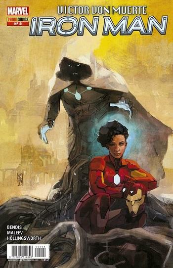 Victor von Muerte: Iron Man #9
